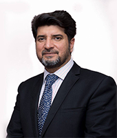 Mr Azhar Iqbal
